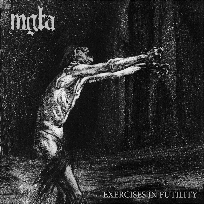 Mgla - Exercises In Futility (2015)