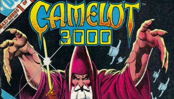 comic review: CAMELOT 3000 (1982)