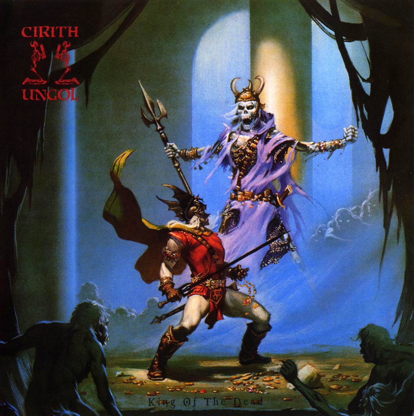 CIRITH UNGOL – King of the Dead
