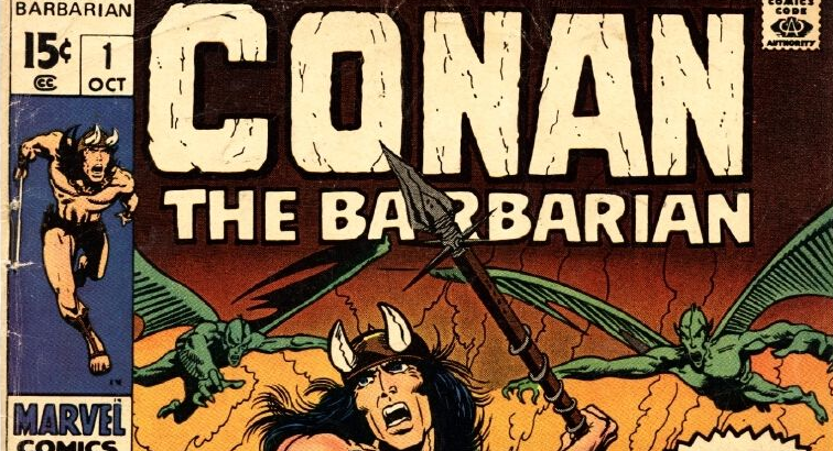conan the barbarian 1970