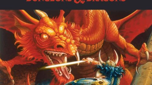 Dungeons and Dragons – Art and Arcana: A Visual History