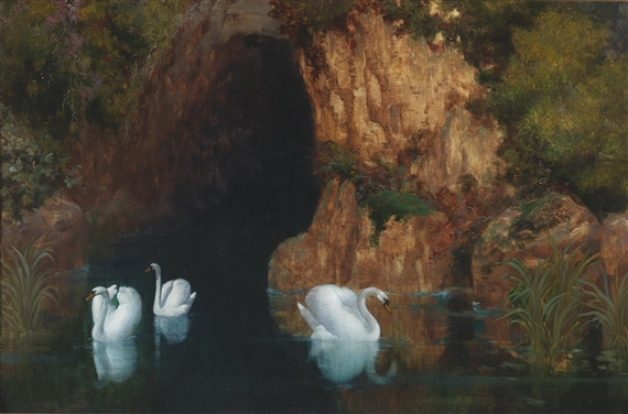 Quiet Dreams: The Work of Arnold Böcklin