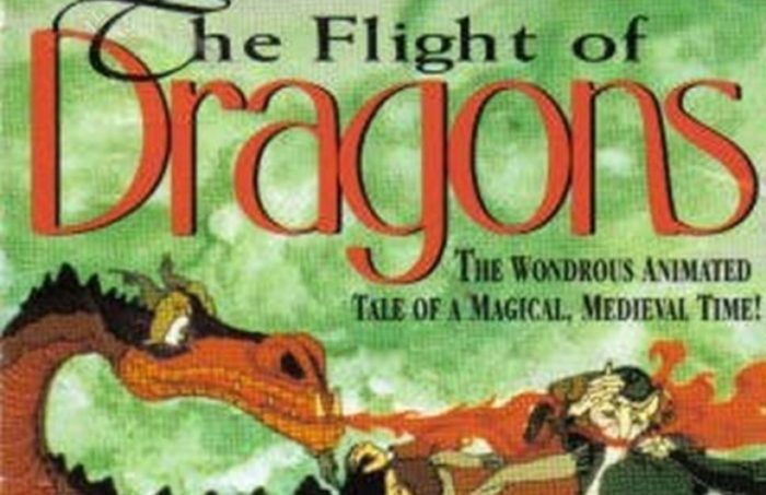 THE FLIGHT OF DRAGONS