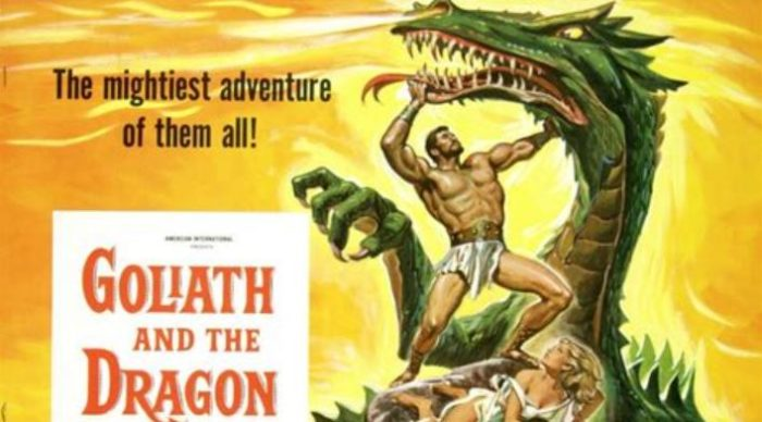 GOLIATH AND THE DRAGON [La vendetta di Ercole]  (1960)