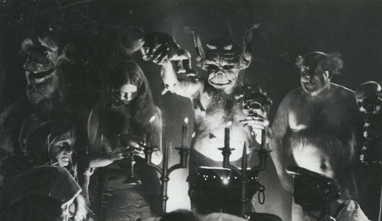 film review – HÄXAN (1922)