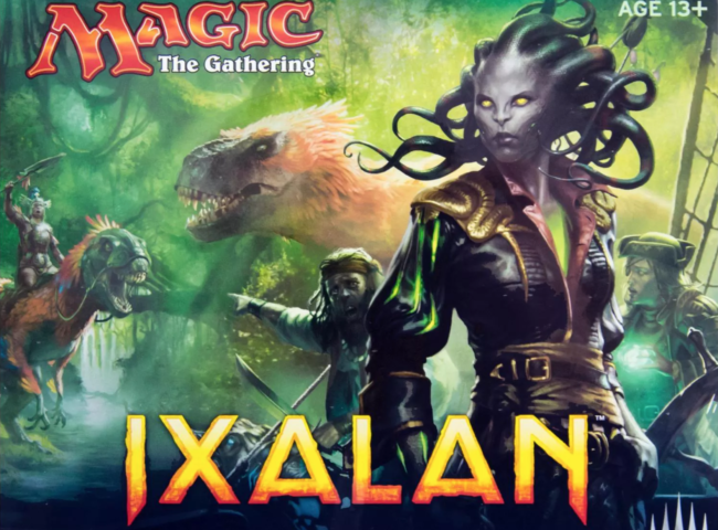 ixalan magic the gathering