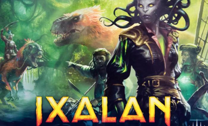 Exploring Ixalan