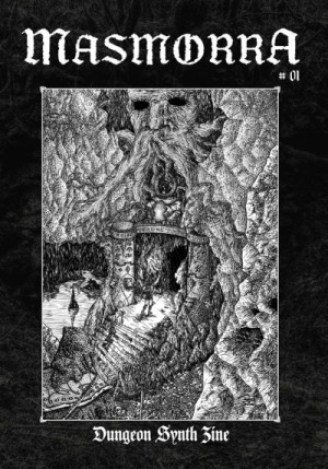 MASMORRA #1 - A Dungeon Synth Zine