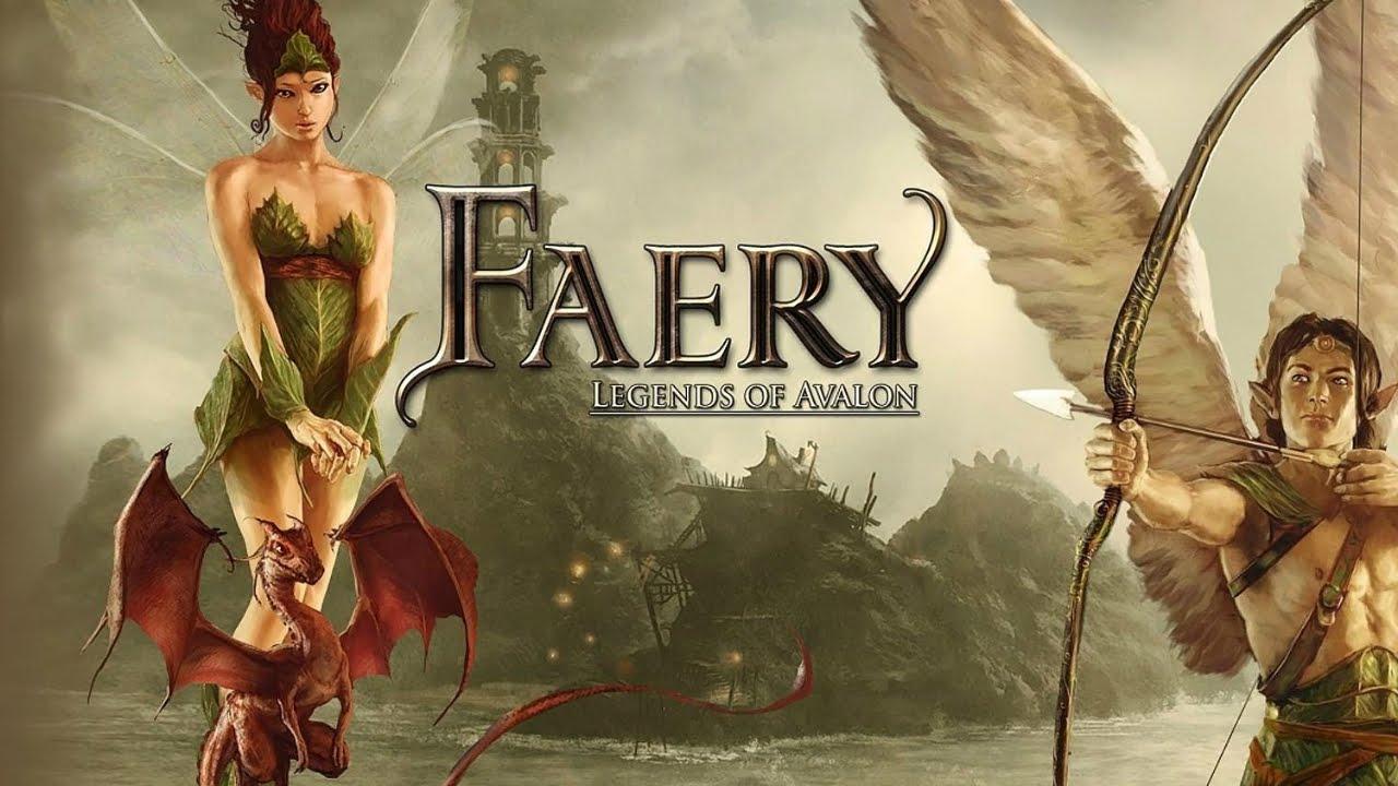Faery - Legends of Avalon (2014)