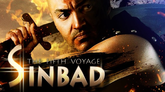 film review: SINBAD – THE FIFTH VOYAGE (2014)