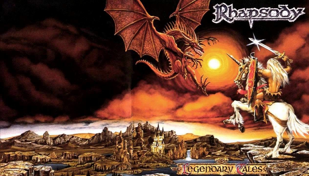 Rhapsody in Review: Prelude (1994-1995)