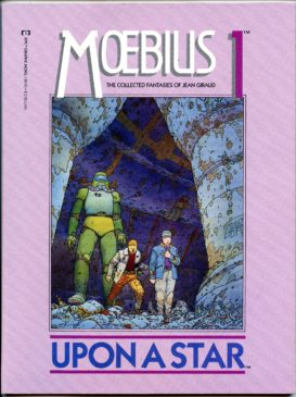 MOEBIUS VOLUME 1: UPON A STAR (1987)