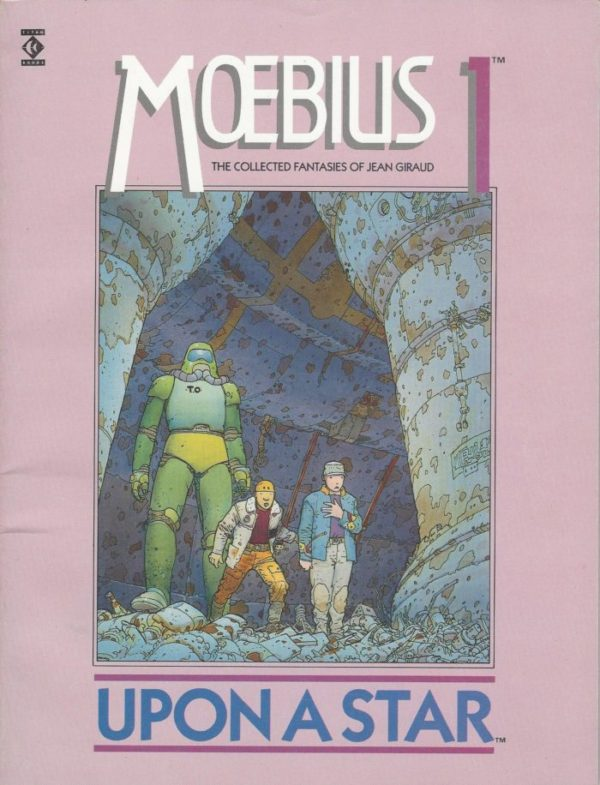 moebius upon a star comic
