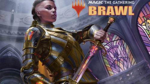 Magic the Gathering BRAWL