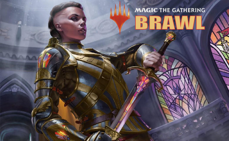 Magic the Gathering BRAWL