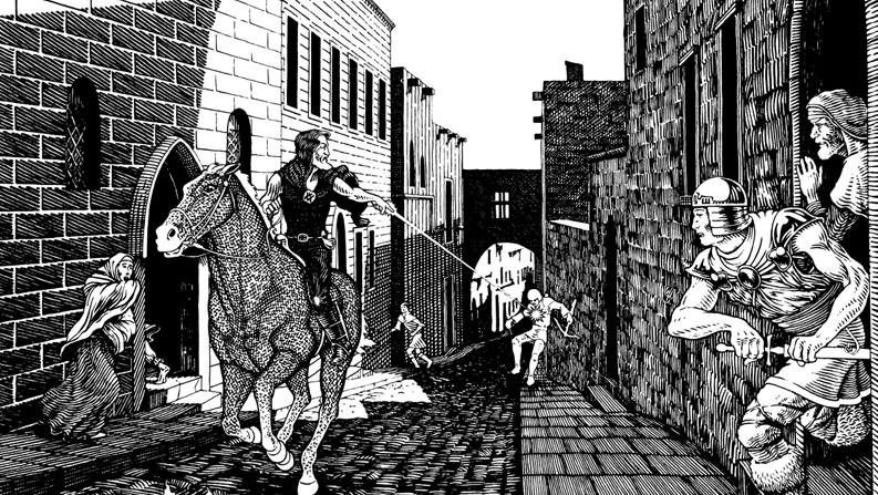 INTO THE DUNGEON: Delving into Old School Tabletop RPGs