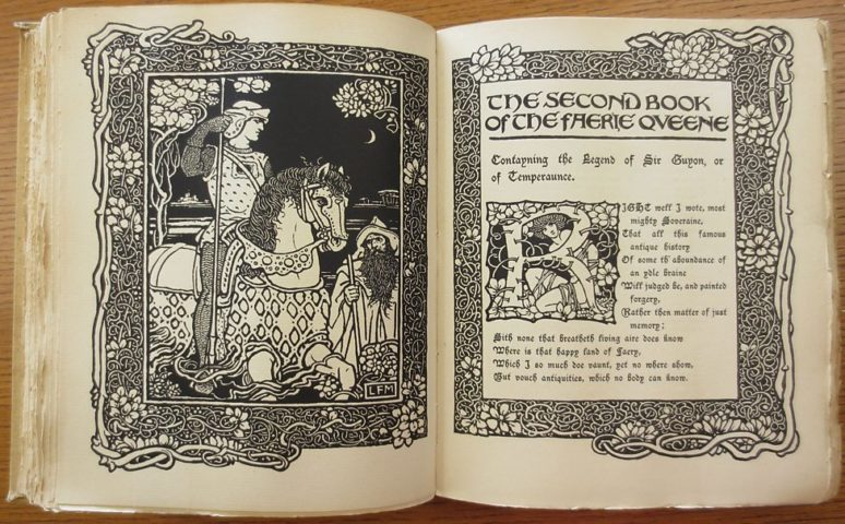 CHAUCERIAN MYTH – The Faerie Queene