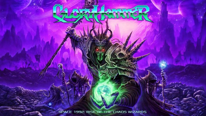 GLORYHAMMER – Space 1992 – Rise of the Chaos Wizards