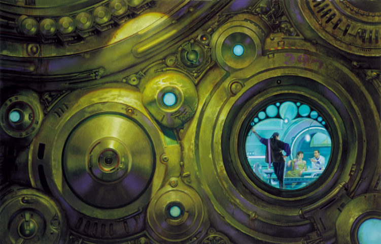 The Wonder of Real: The Work of Donato Giancola