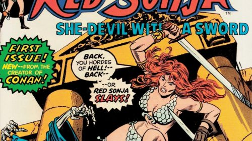 RED SONJA (Marvel Feature #1-7)