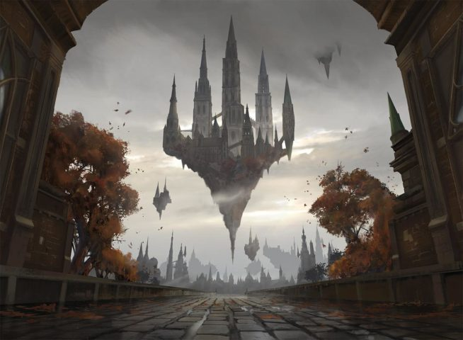Guilds of Ravnica: Artwork