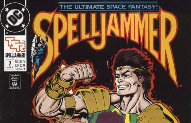 Spelljammer Comics