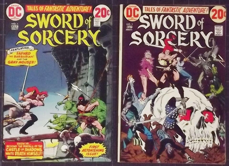 Sword of Sorcery (1973)