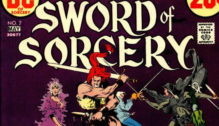 Sword of Sorcery (1973)