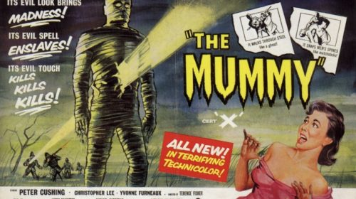 The Mummy 1959