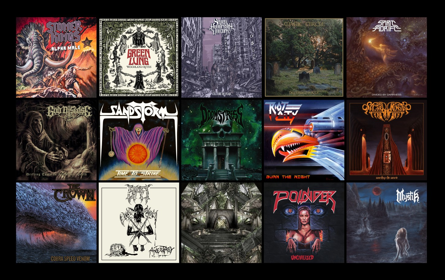 Metal Picks of 2019 – January to June