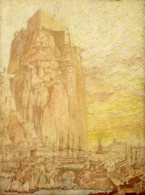 Port Stragglin (1861)