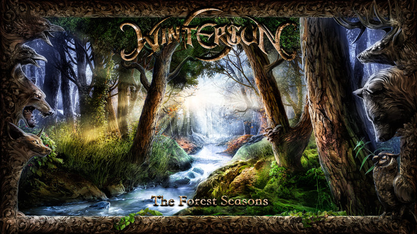 Wintersun The Forest Seasons